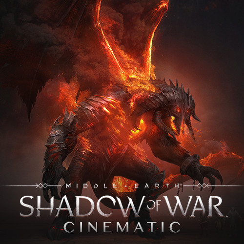 Artstation Shadow Of War Cinematic Balrog Fx Concept