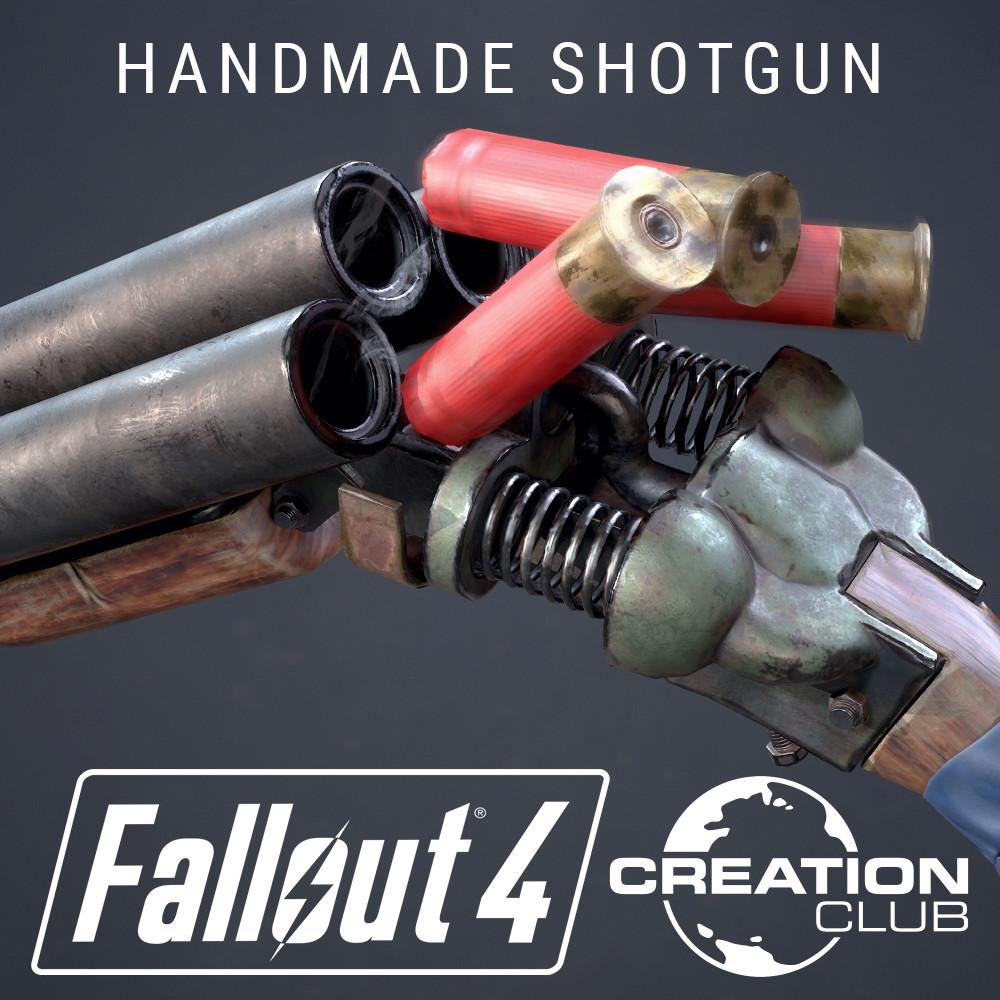 Handmade Shotgun