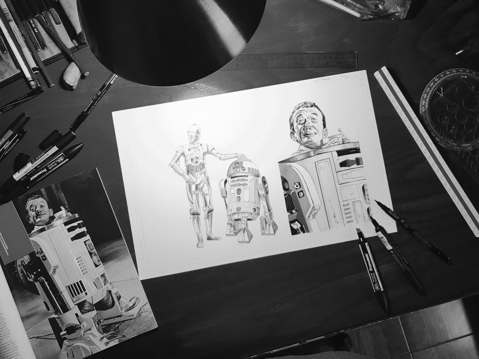 Kenny Baker: The Man Behind R2-D2