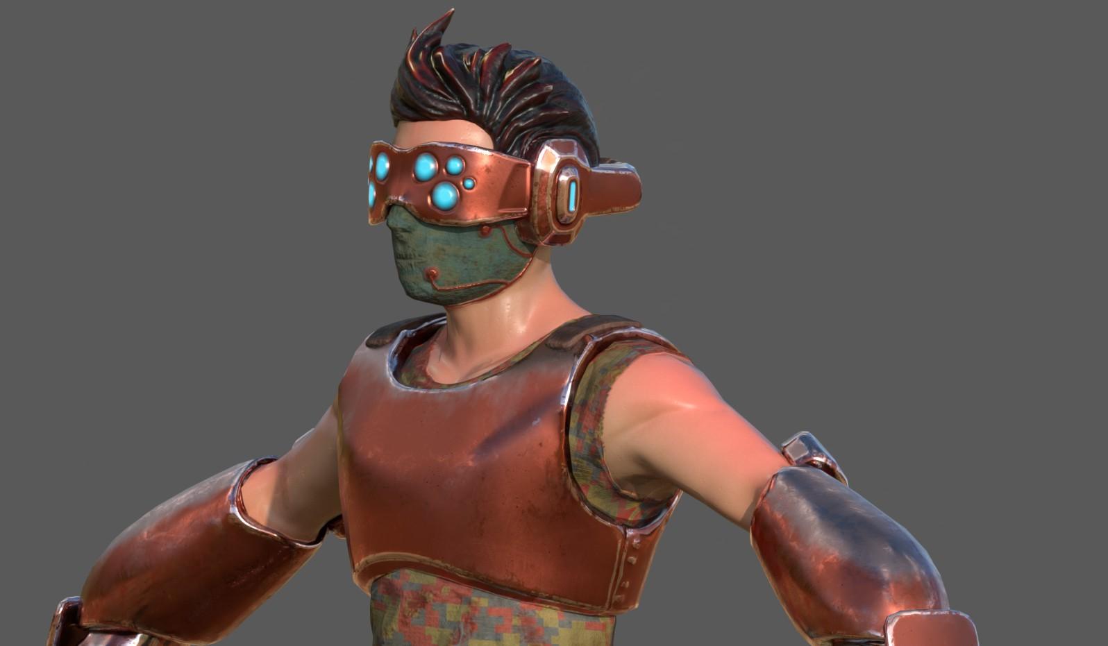 Soldier/Brawler Character Rework