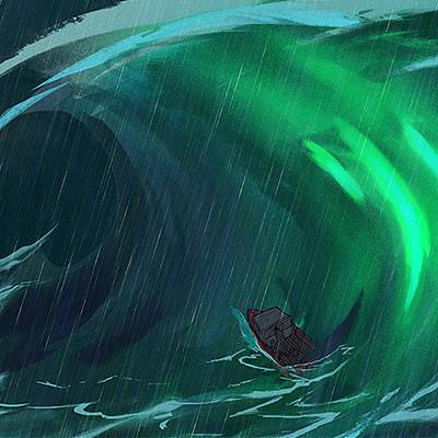 Harrison yinfaowei harrison yinfaowei 27 9 17 ship wreck rain