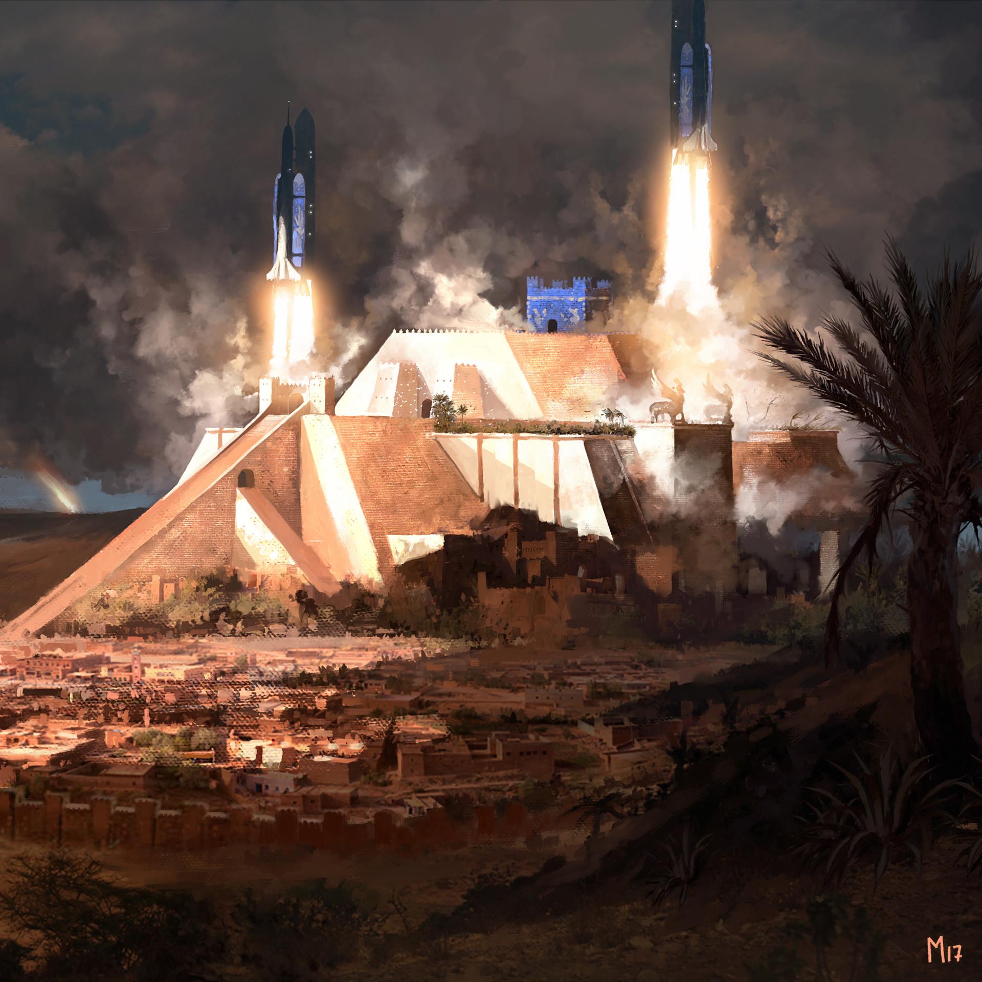 Sumerian Exodus