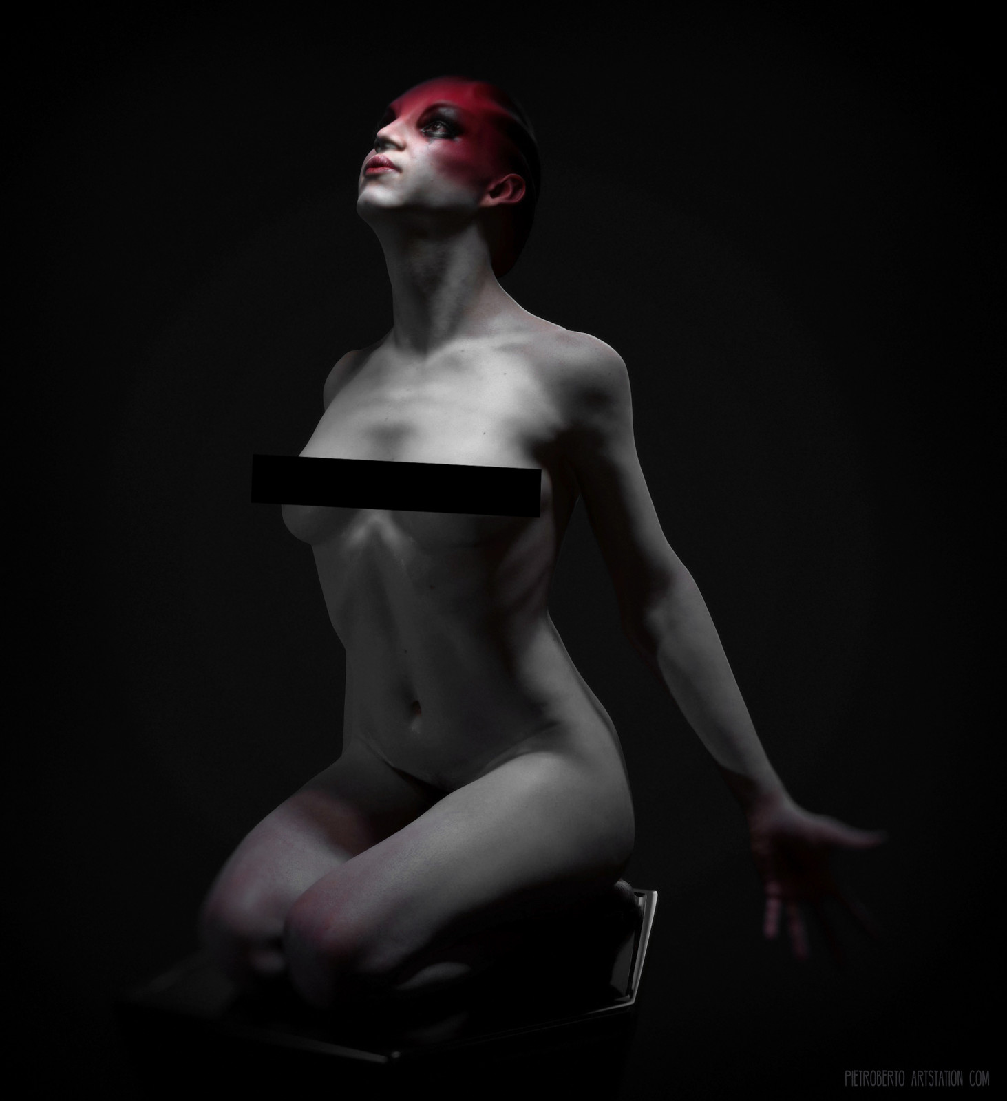 Female Anatomy Realtime