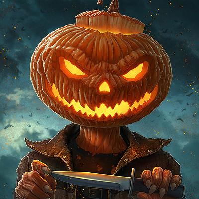 Kerem beyit kerem beyit pumpkin hex by kerembeyit