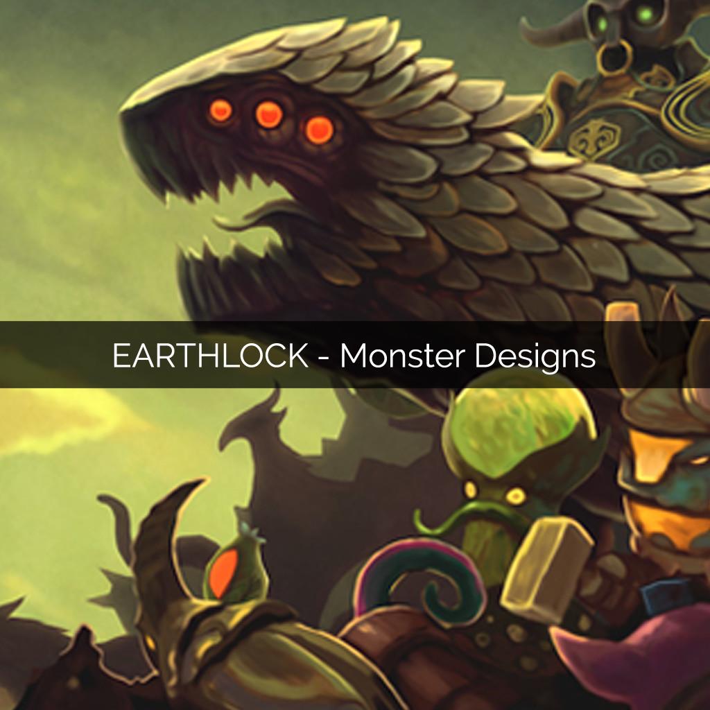 MONSTERS OF EARTHLOCK!