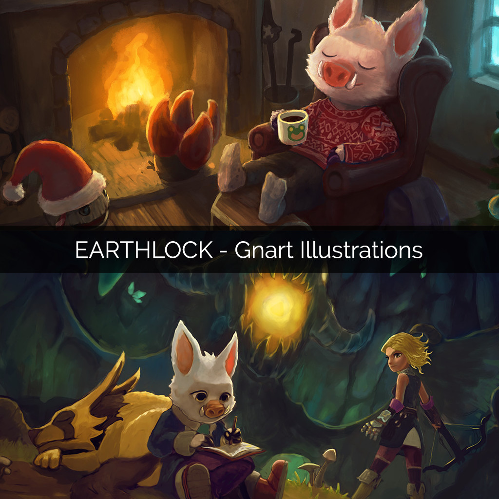 Gnart Illustrations!