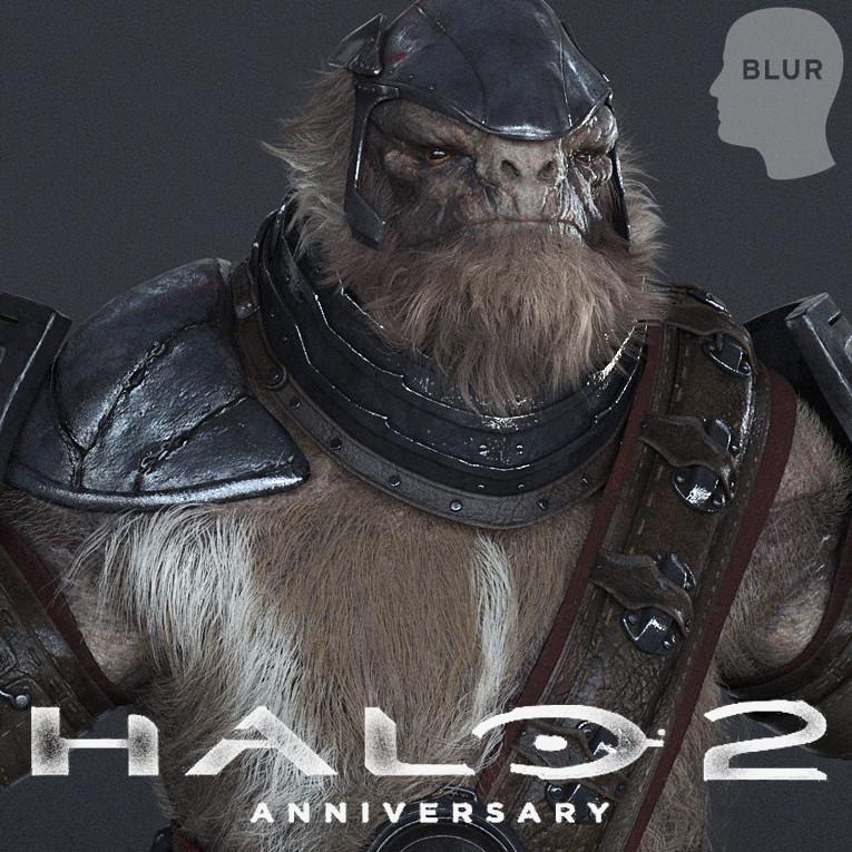 ArtStation - Blur Studio -/ Halo 2 Anniversary - Brutes