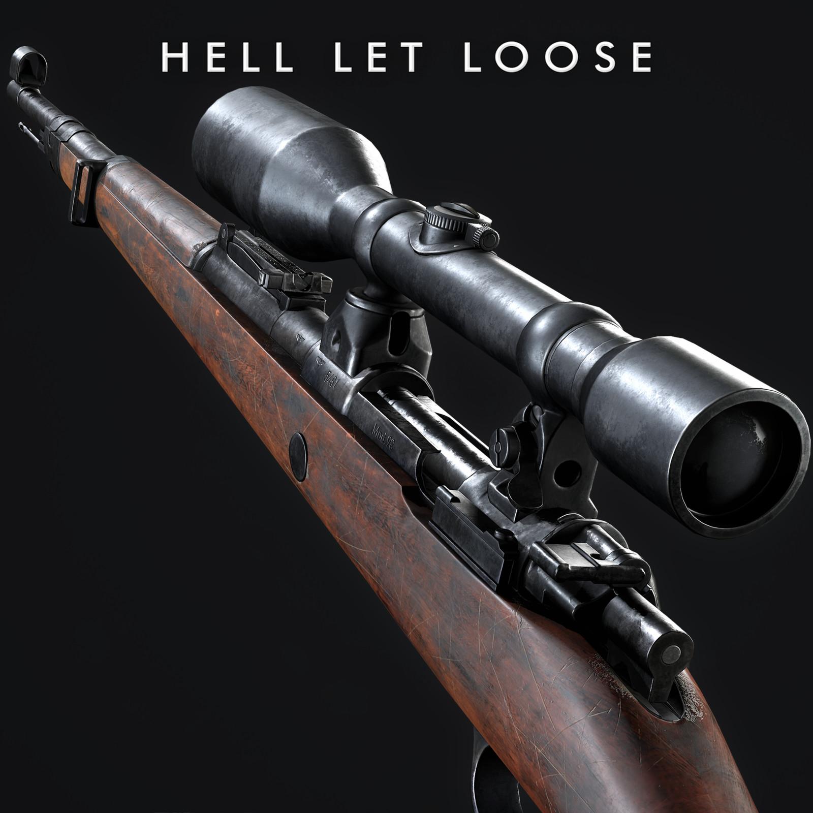 Mauser Karabiner 98k