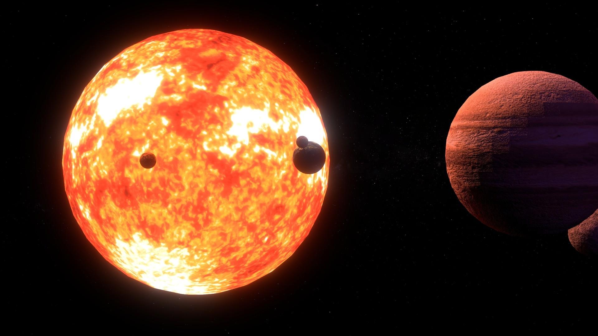 солнце с разных точек солнечной системы фото адыгейска