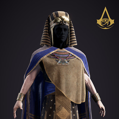 Assassin's Creed Origins : Ptolemy XIII's Outfit