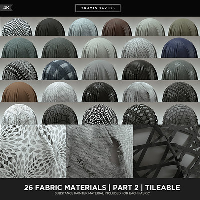 Travis davids 26fabricmaterials part2 new
