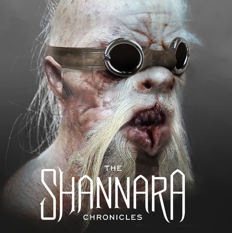 SHANNARA CHRONICLES S01 : SLANTER GNOME