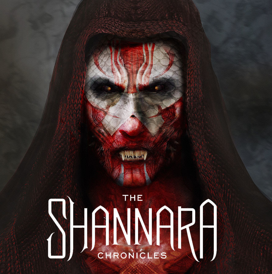 SHANNARA CHRONICLES S02 : THE WRAITH