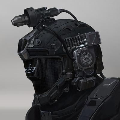 Swang lima helmet detail refine 06