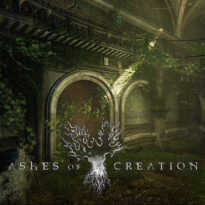 Ashes of Creation - Forest Dungeon