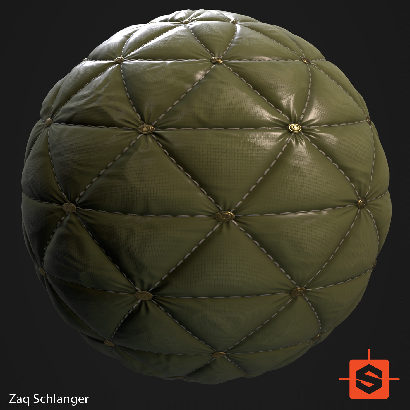 Quilted Tarp PBR Material