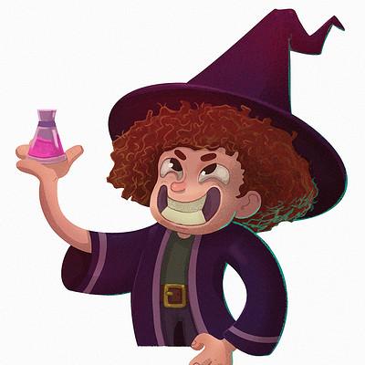 Josh merrick witch01