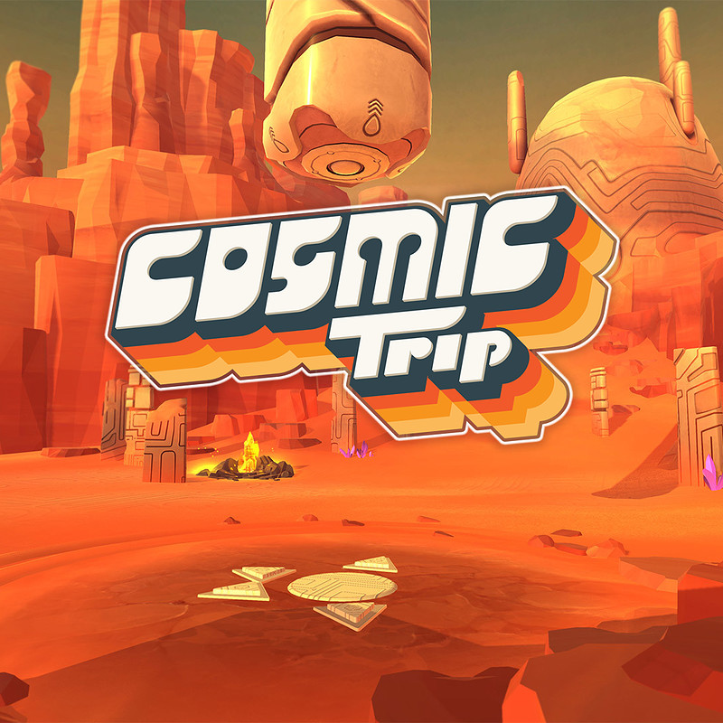 Cosmic Trip VR