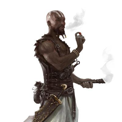 Antonio j manzanedo pirata avatar