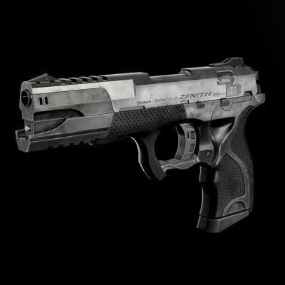 Zenith CA-40, Deus Ex