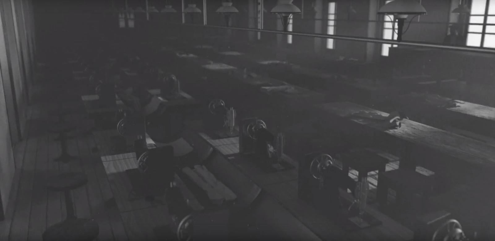 Fábrica de Espartilhos Santos Mattos em 1911 - Visita virtual