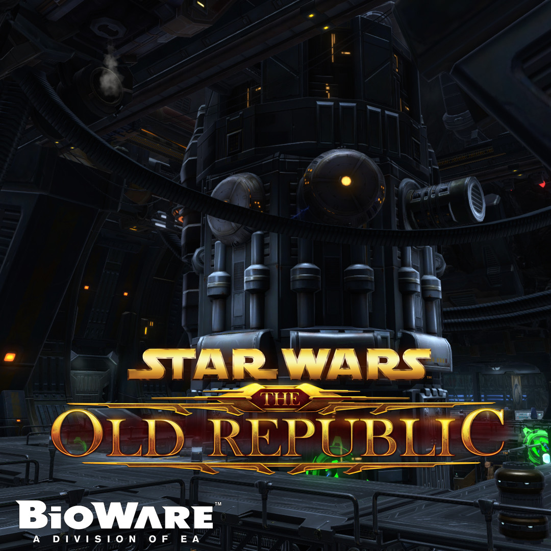 Star Wars: The Old Republic- Flashpoint: A Traitor Among the Chiss - Tech Caves
