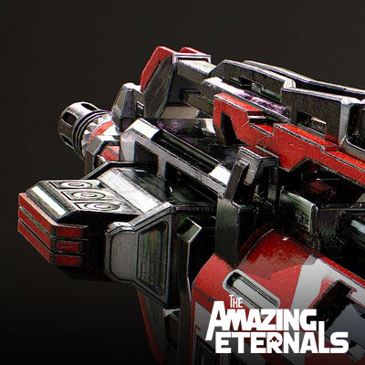 Typhon Mark II - The Amazing Eternals