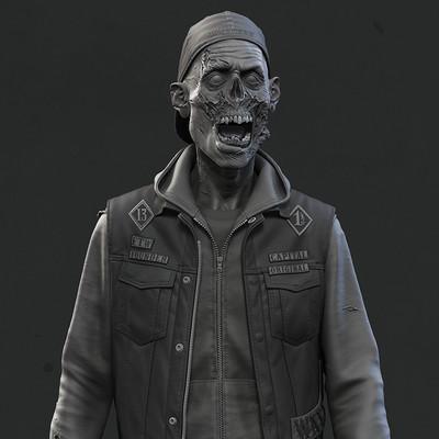 Mathijs kapteijn mathijskapteijn zombieearl torso