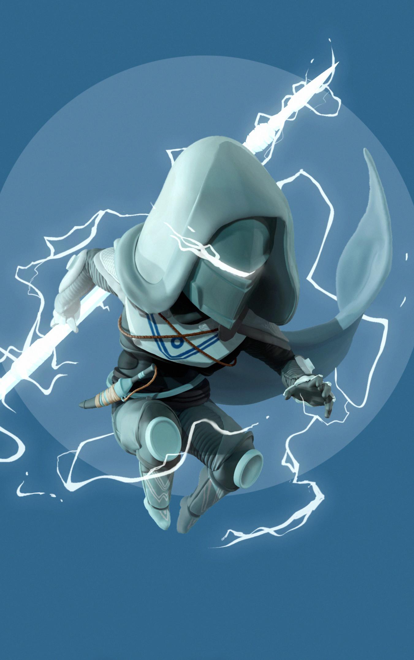 Arcstrider Hunter | Destiny 2