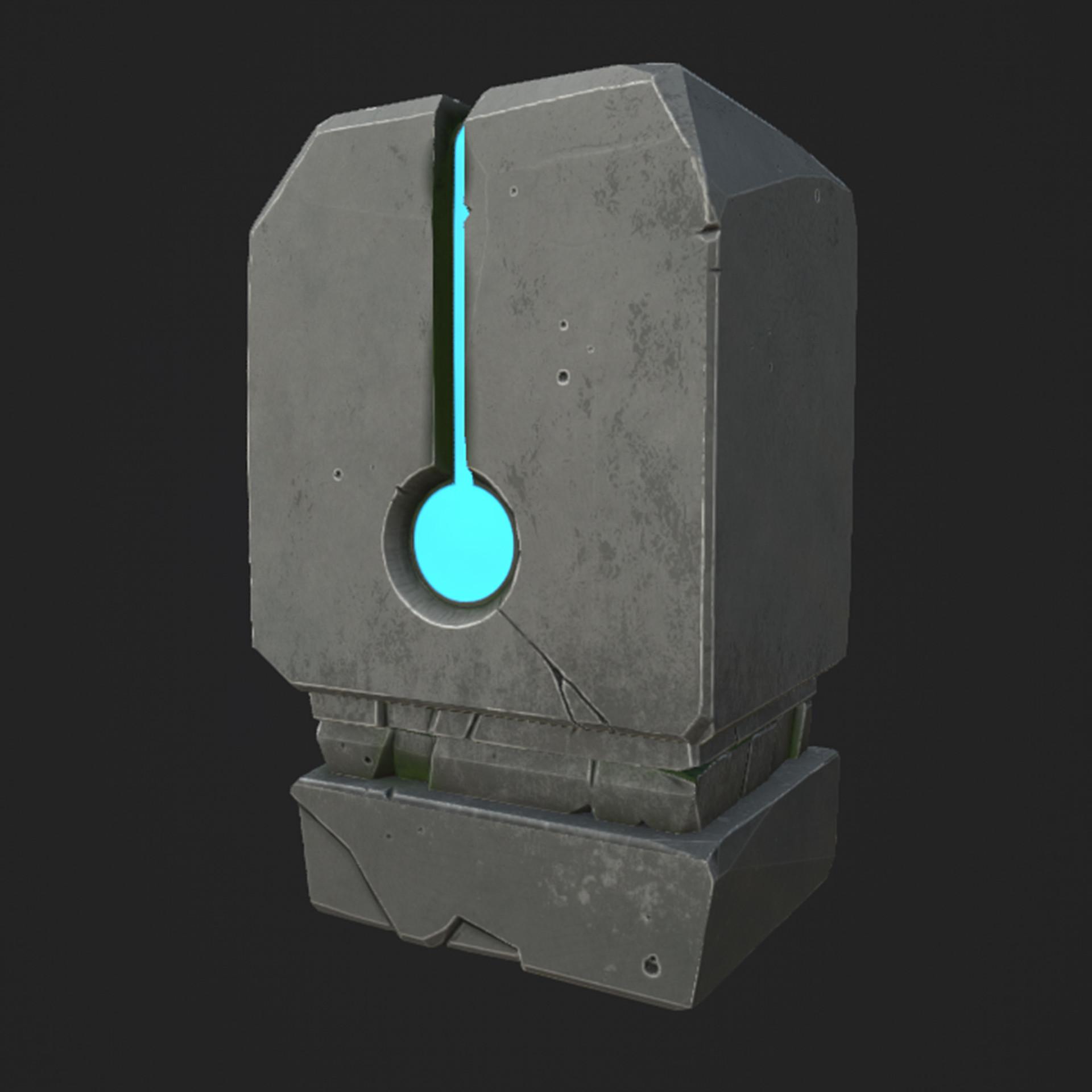 Statue: 3December