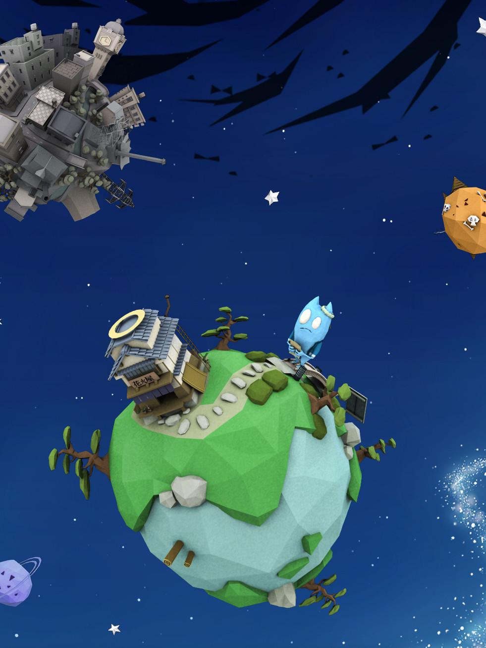 Dwarf Plantes - Animated Short