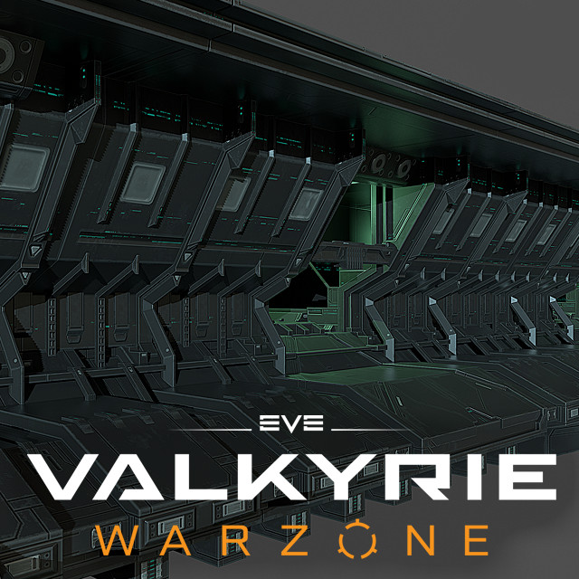 EVE: Valkyrie - Warzone (Outpost Map)
