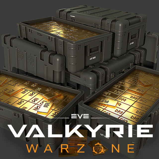 EVE: Valkyrie - Warzone (Gold Bonds)
