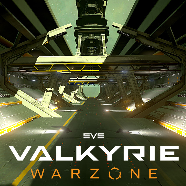 EVE: Valkyrie - Warzone (Carrier Assault)