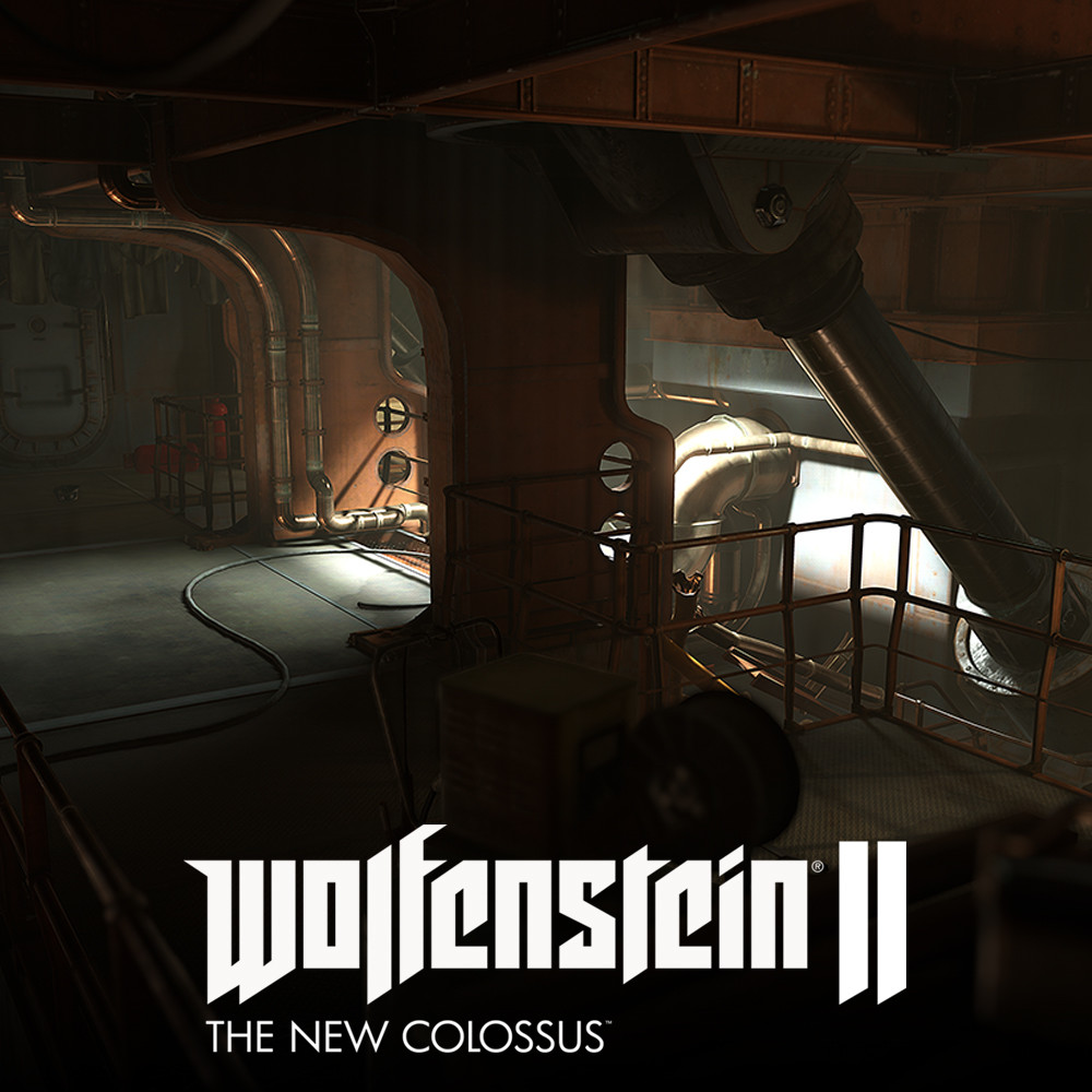 Wolfenstein 2: Section F