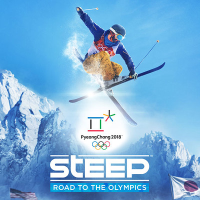 Mickael verbeke steep rox to the olympics art