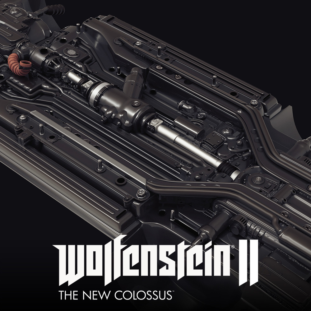 Wolfenstein 2: Car Bottom