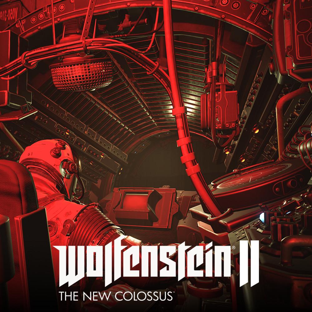 Wolfenstein II: : Haunebu V3 Interior