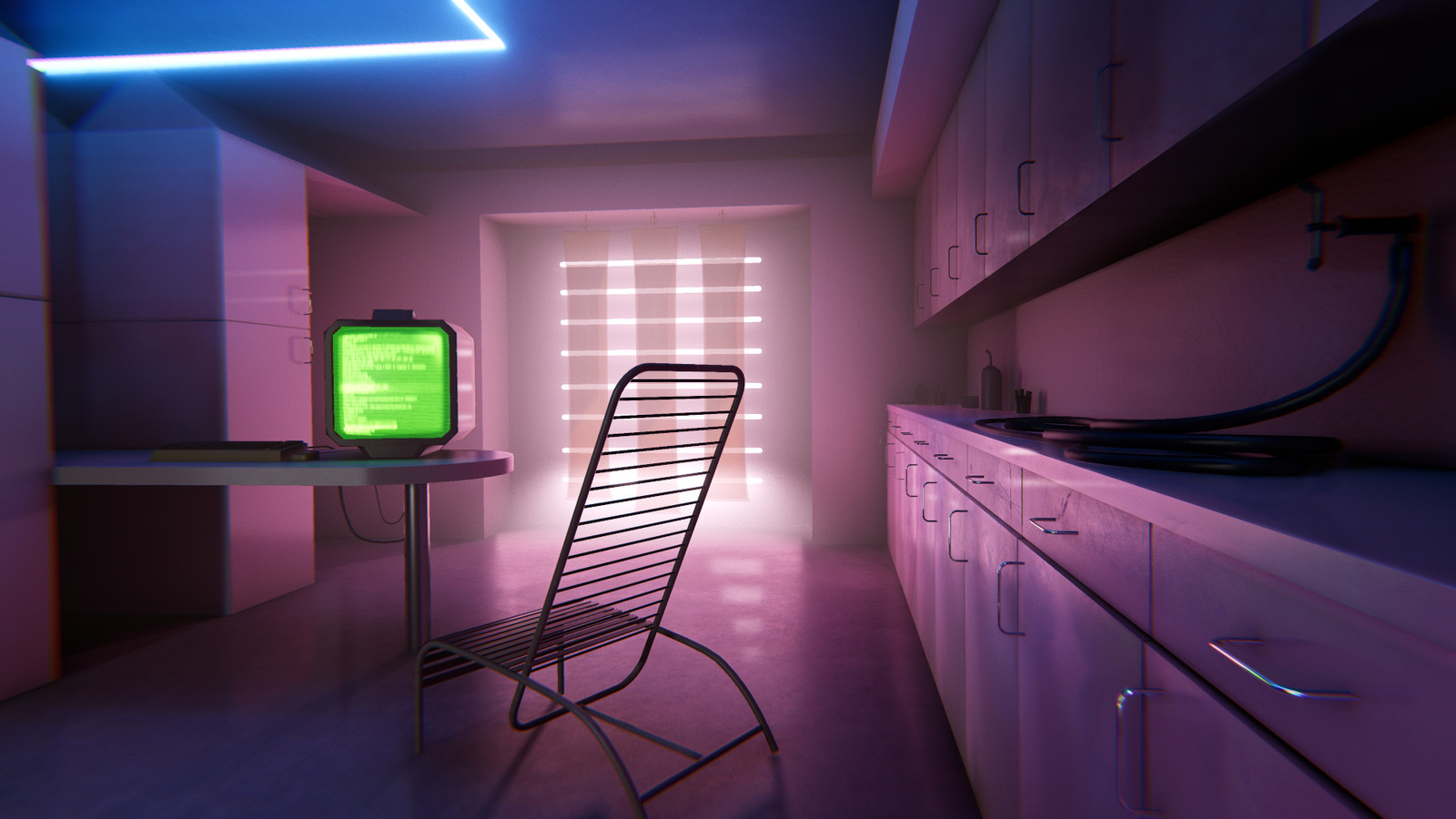 Outrun Office