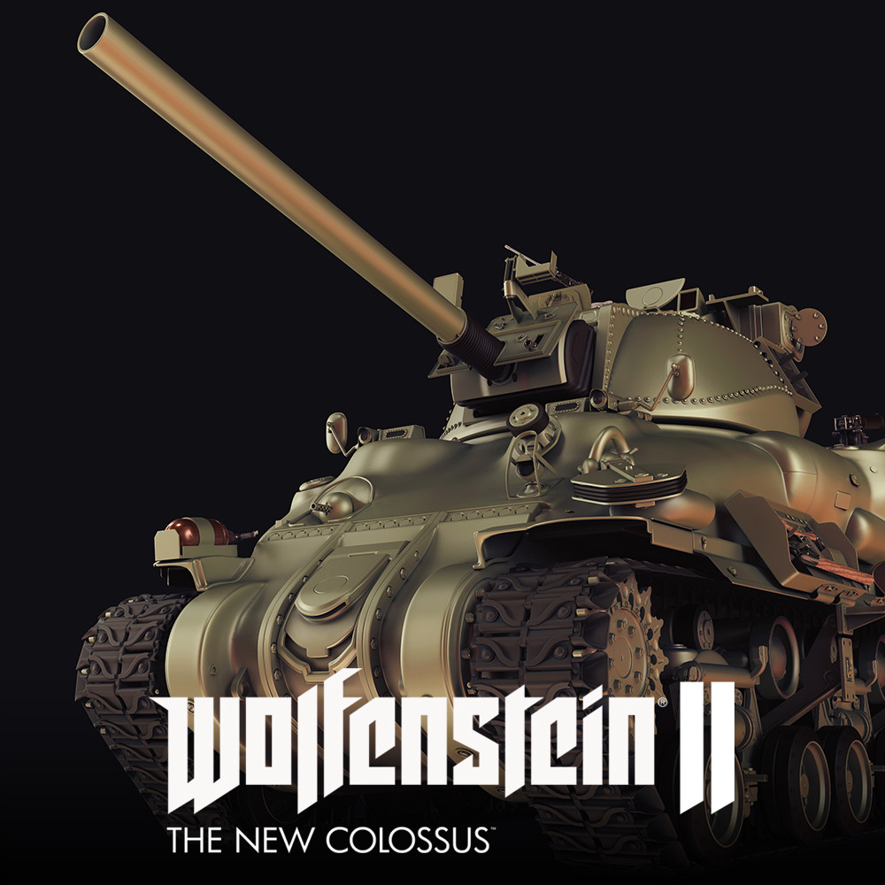 Wolfenstein 2: Allied Vehicles