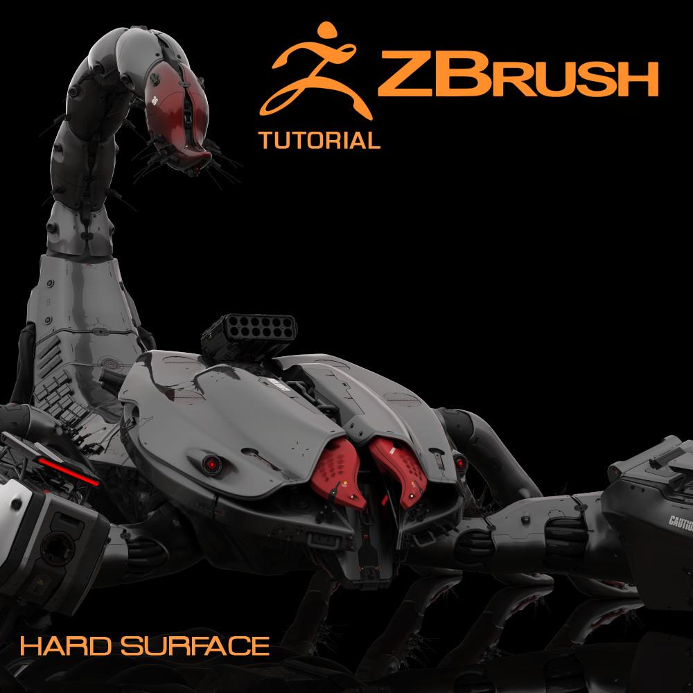 ZBrush Hardsurface