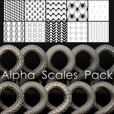 Nacho riesco gostanza alpha scales pack