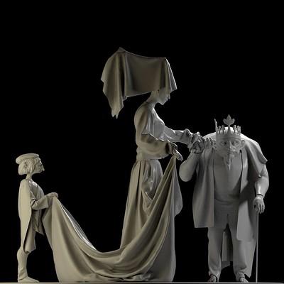 Royal Wedding WIP