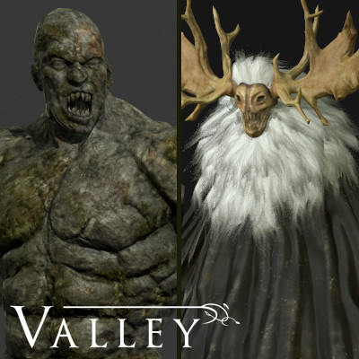 Valley - Characters