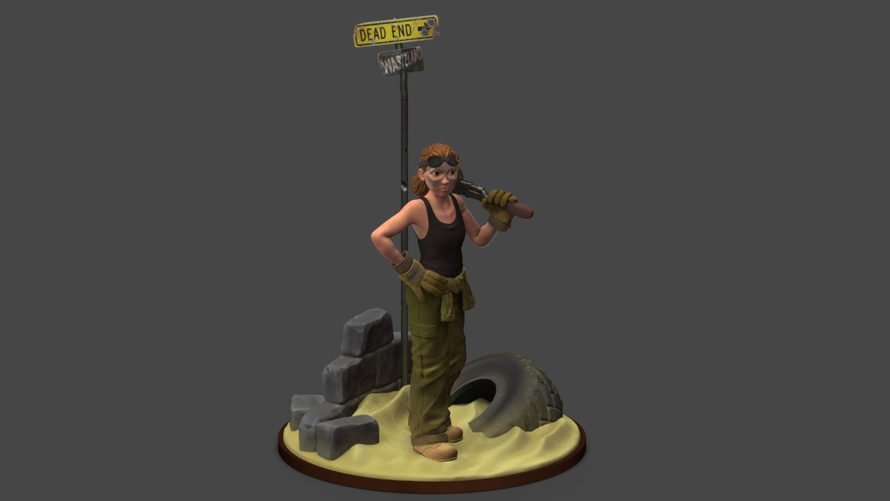 Wasteland Mechanic