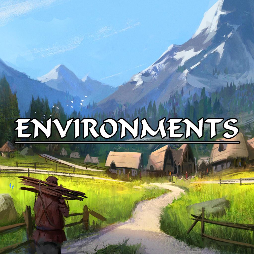 Skyblivion - Environment art