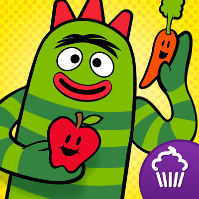 Yo Gabba Gabba! Party in My Tummy App