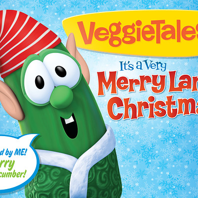 VeggieTales: It's a Very Merry Larry Christmas