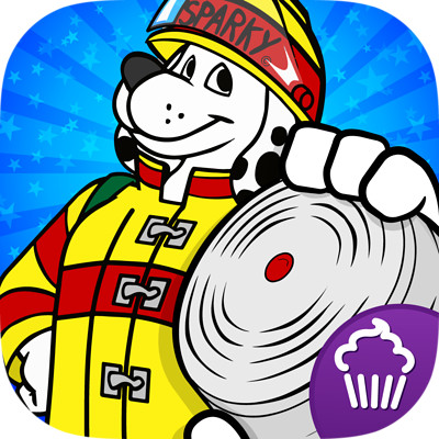 Sparky The Fire Dog NFPA