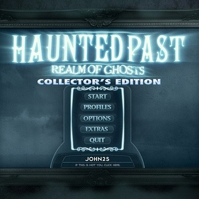 Haunted Past: Realm of Ghosts 2009 - 2013